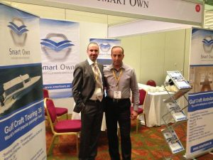 Smart Own and Gulf Craft collaboration at the NIMAREX 2013