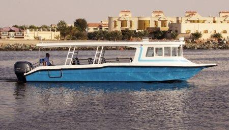 Barco taxi JAJI 31