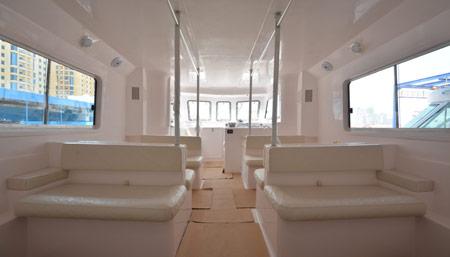 Touring 40 VIP Passenger Boat