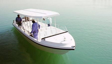 Transporter 32 becomes one of the most sold passenger boats in Angola