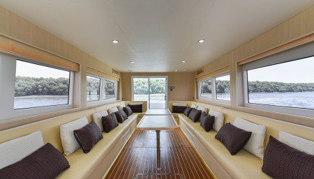 Sea Lounge 40 - Business class passenger boat
