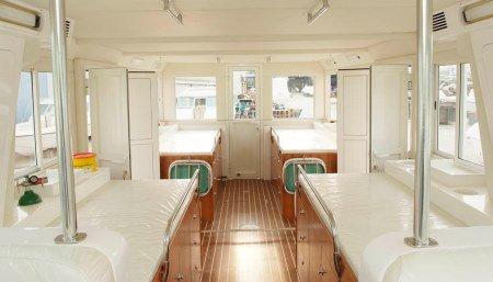 Barco ambulância Ambulance 36