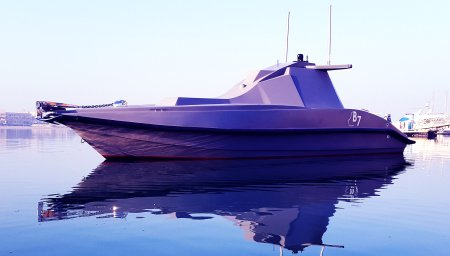 The emergence of the Unmanned Surface Vessel (USV)