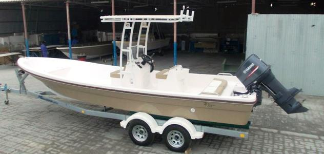 Panga Fishing Boat 24 feet and 27 feet