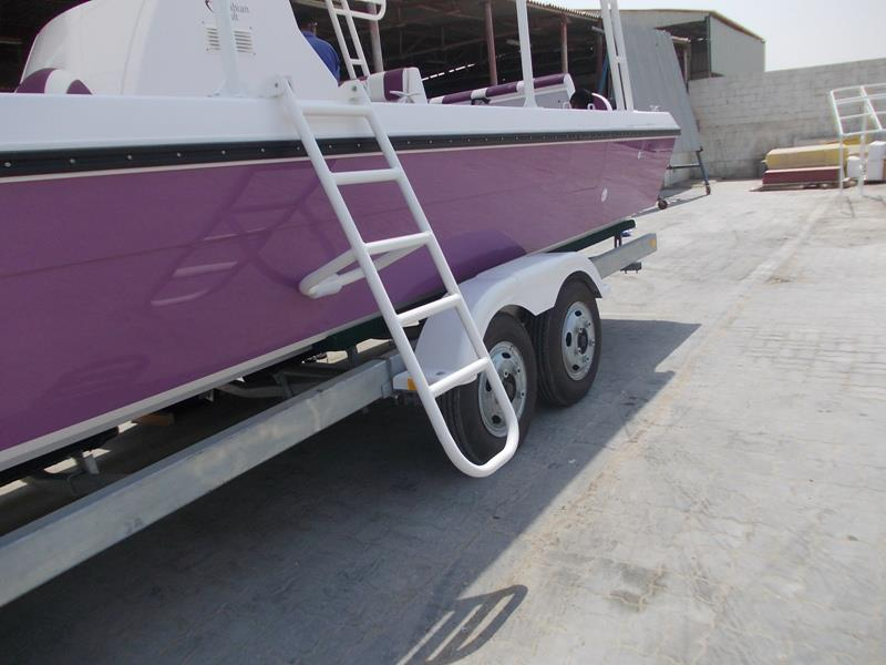Commercial dive boat for sale | Scuba diving boat by Smart Own