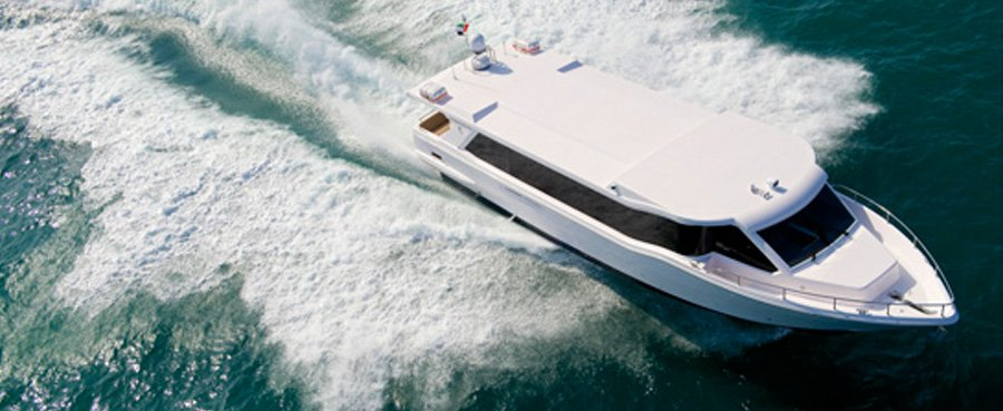 Waveshuttle 56 high-end passenger boat
