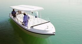 Transporter 32 Marine passenger boat