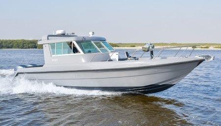 Coast Guard 31 fiberglass patrol boat