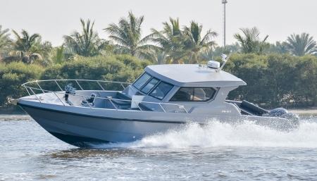 Coast Guard 36 Patrol Boat