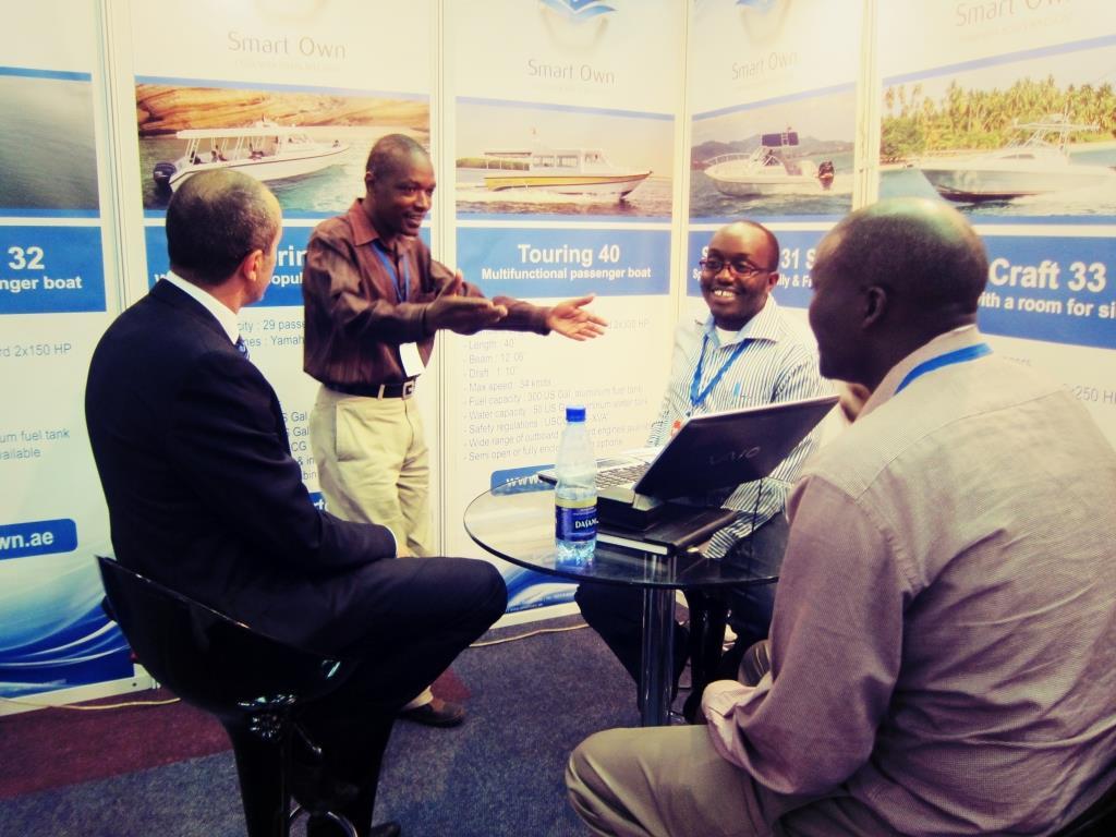 A Smart Own está trazendo a empresa de transporte marítimo para o Quênia