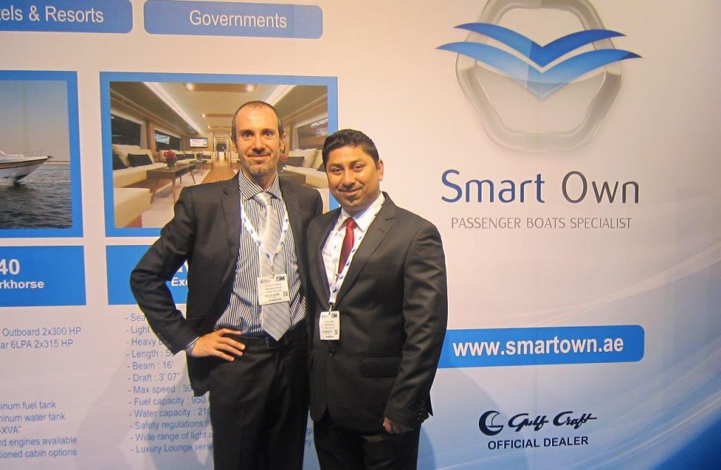 Smart Own at ADNEC