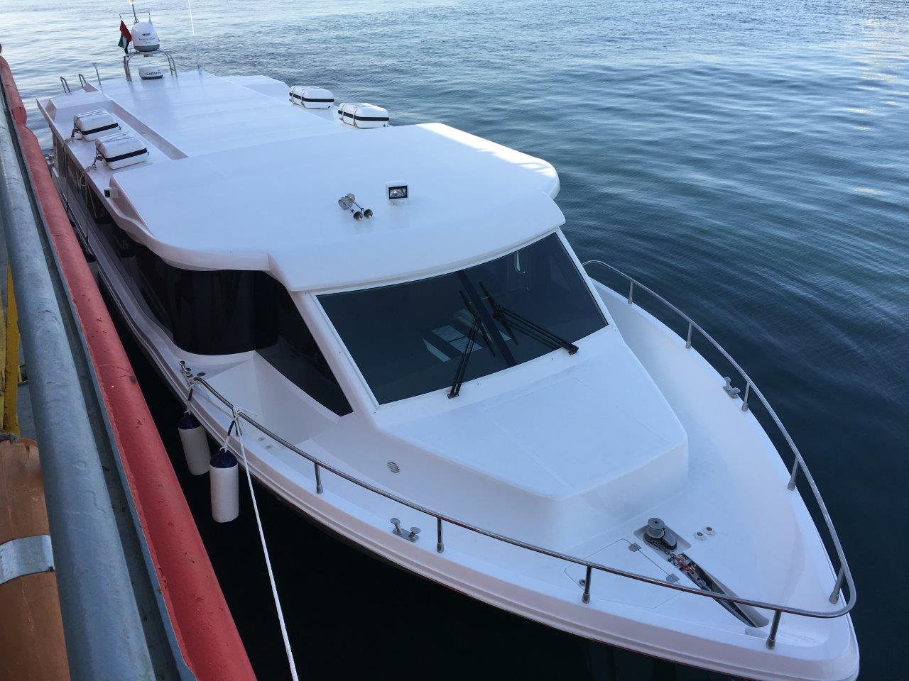 Gulf Craft Waveshuttle 56