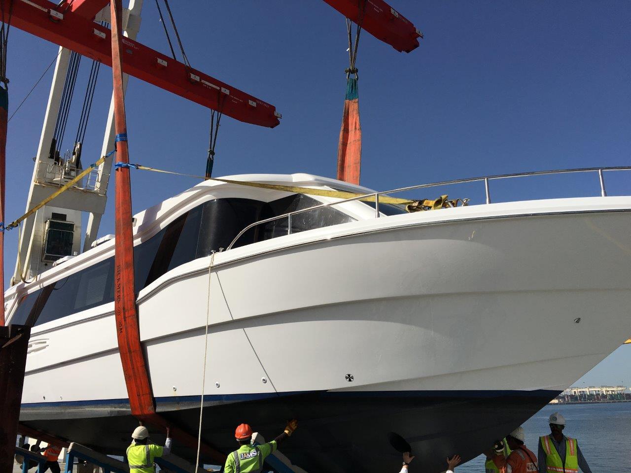 Gulf Craft Waveshuttle 56