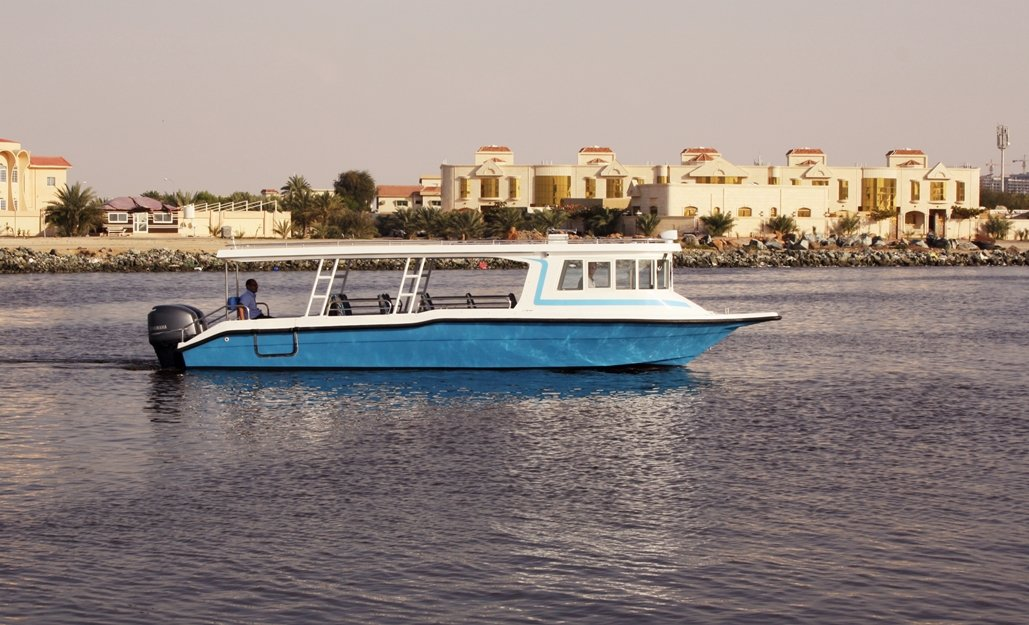 JAJI 31: The first water taxi specifically designed for Africa