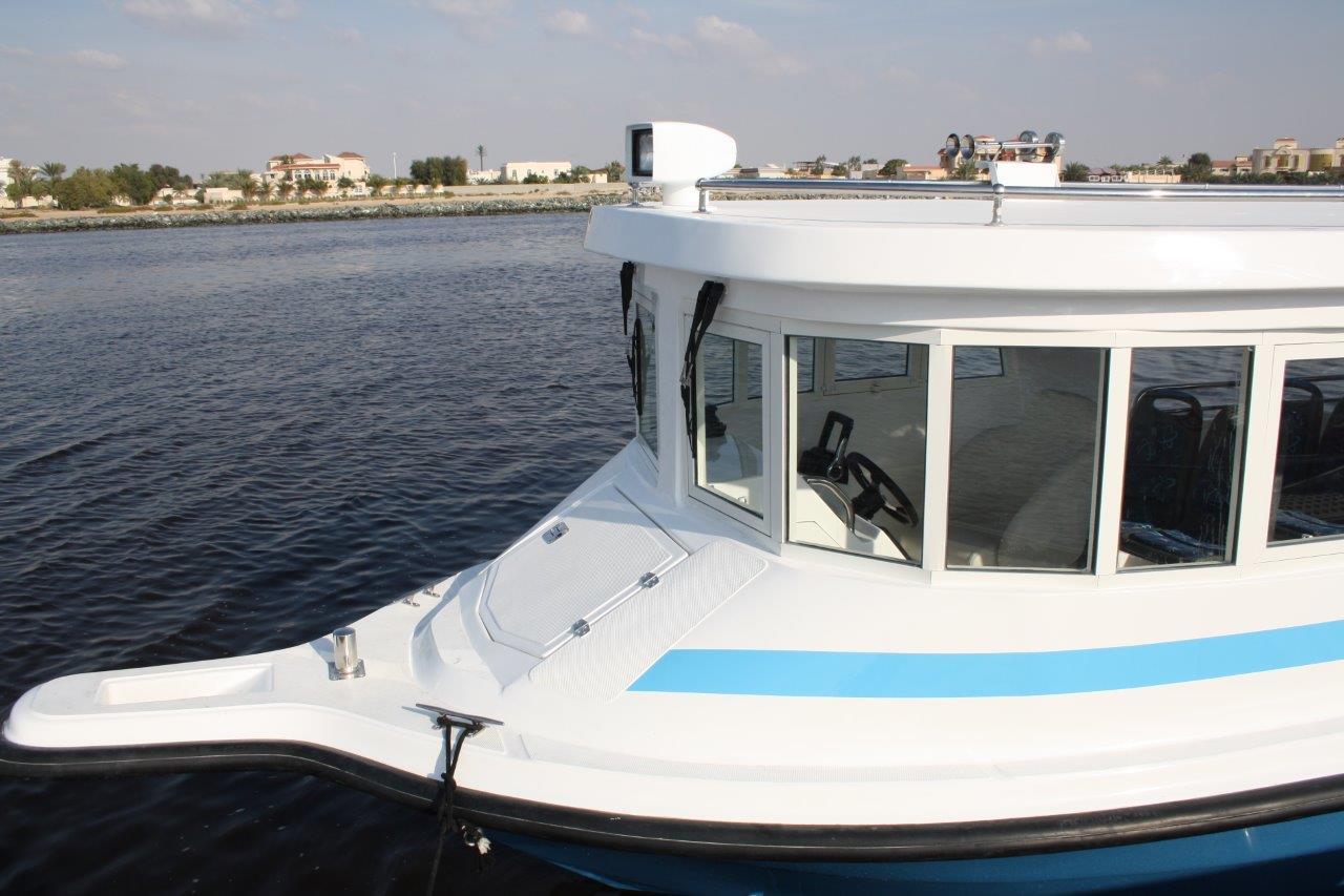 Taxi maritime JAJI 31