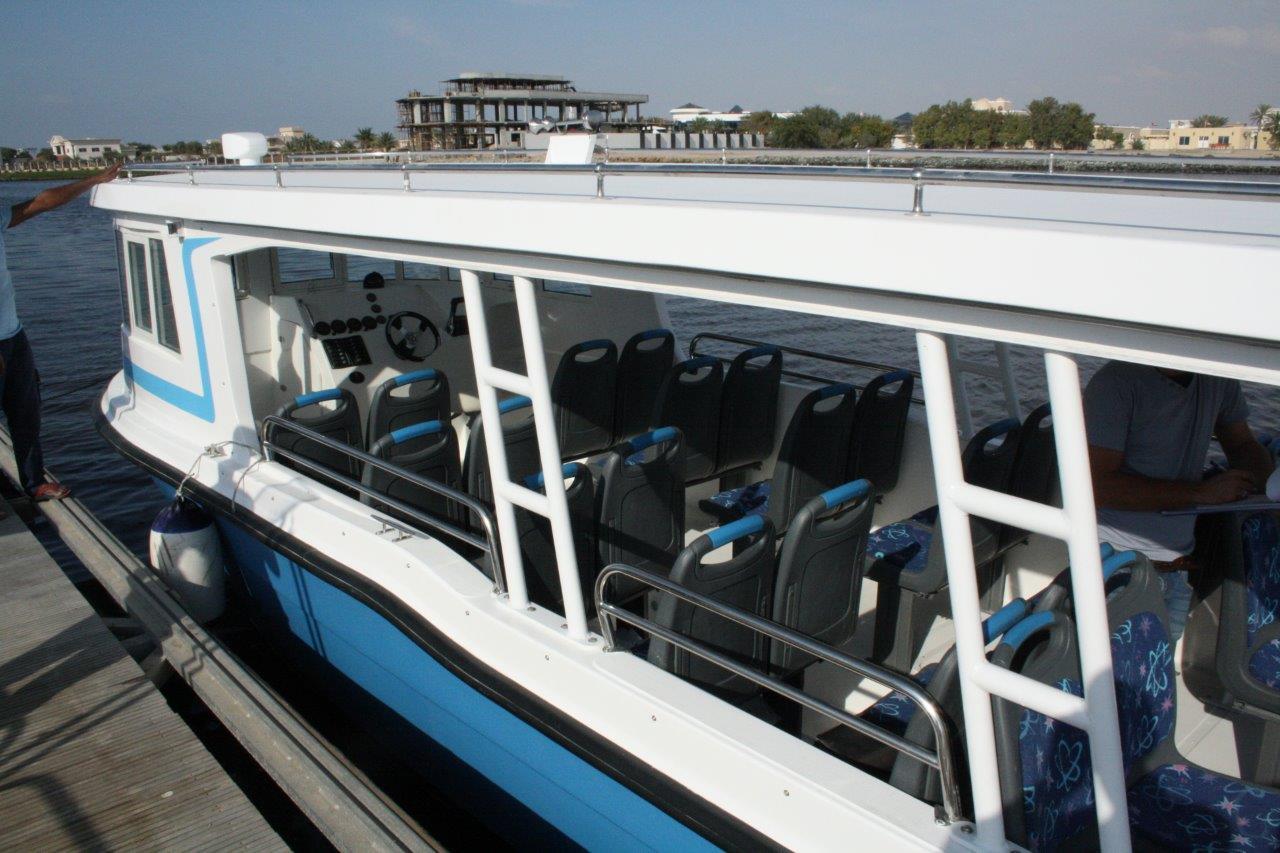 JAJI 31 Water Taxi 5