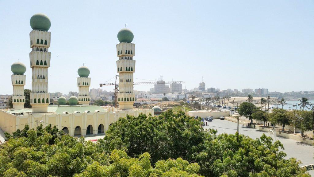 Dakar Mosques