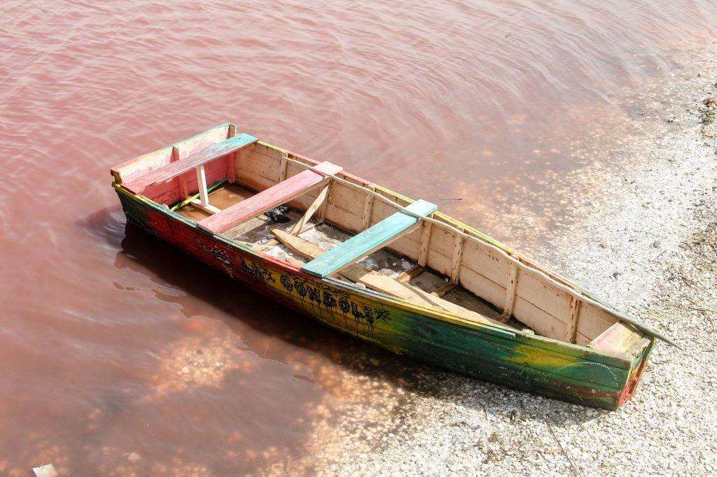 Dakar Senegal Boat